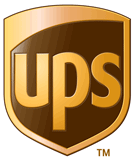 UPS is one of our shipping partner.